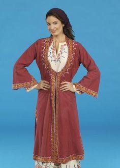 Cypriot tradtional costume. Folk Costume, Cyprus, Dance Costumes, Traditional Dresses, Beautiful World, Folk Art, Embellishments, Bollywood, Saree