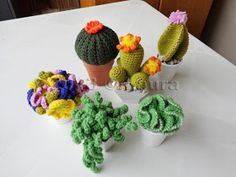 Cactus Uncinetto Amigurumi : Cause of the fact that i'm a hopeless plant slayer i decided to