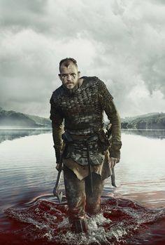 Vikings by Mitch Jenkins
