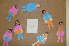 PreK-How to be a Superhero Everyday-Talk about the little things students can do to be a superhero (Help friends when they are upset, open doors for people, say please and thank you, listen to mom and dad, etc) and then make themselves into superheroes! Capes and all!