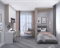 Teen Bedroom Designs, Room Ideas Bedroom, Small Room Bedroom, Home Decor Bedroom, Pinterest Room Decor, Home Room Design, Stylish Bedroom, India Home Decor, Aesthetic Bedroom