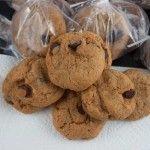 Honey and Bran Chocolate Chip Cookies