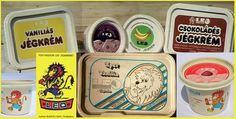 Banános, vaníliás, csokoládés, epres vagy éppen puncsos? Na ez ám a választék kérem szépen. A 80-as évek közepén a... - MindenegybenBlog Hungary, Budapest, Retro Vintage, Childhood, Memories, History, Memoirs, Infancy, Souvenirs