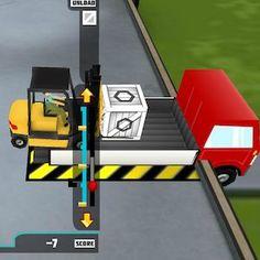 Forklift License - jocuri cu camioane