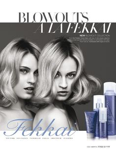 Fekkai HairCare Advertising