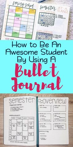 13 reasons students should use a bullet journal for school. Learn how to start a bullet journal if you're a student, and why this planning method is helpful for studying, taking notes, improving grades, and helping you improve time management and organization as a student. Learn bullet journal trackers, spreads, and other inspirational layouts that will help improve your school performance. #bulletjournal #bujo #bulletjournalideas #backtoschool #planner