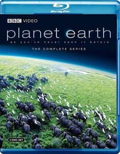 Planet Earth took five years and $25 million dollars to make; 2,000 days at 200 different sites; 40 cameramen and a lot of high definition technology. Learn more here.