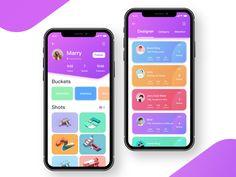 IphoneX-Personal,Designer ranking - via @designhuntapp