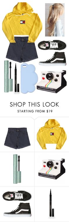 """Untitled #56"" by sofi-the-first1912 on Polyvore featuring Too Faced Cosmetics, Polaroid, Vans, Elizabeth Arden and STELLA McCARTNEY"