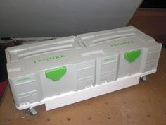 Double-width Systainer Cart