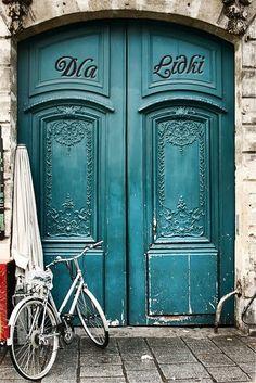 Drzwi do boardu dla Lidki