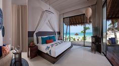 Accommodation in Koh Phangan Best Boutique Hotels, Koh Phangan, Outdoor Furniture, Outdoor Decor, Luxury, Bed, Thailand, Home Decor, Places