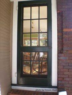 Wooden Screen Door Ideas Outdoor Spaces New Ideas Vintage Screen Doors, Wood Screen Door, Wooden Screen, Wood Doors, Outdoor Screens, Privacy Screen Outdoor, French Door Decor, French Doors, Screened Porch Decorating