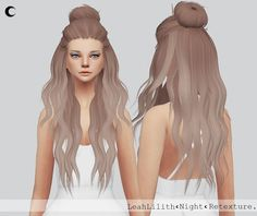 Hairstyles Archives • Page 3 of 291 • Sims 4 Downloads