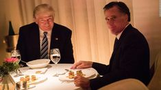 Inside Trump and Romney's Jean Georges dinner  - CNNPolitics.com