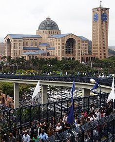 Cathedral Basilica of the Aparecida do Norte- Sao Paulo State, Brazil (Catholic)