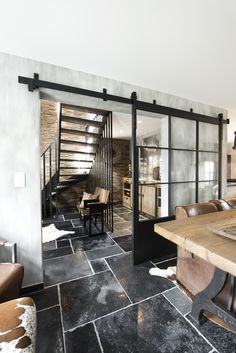 5 Stunning Cool Ideas: Industrial Living Room Architecture industrial office ent… – Most Beautiful Furniture Industrial Shop, Industrial Living, Industrial Bedroom, Industrial Interiors, Industrial Wallpaper, Industrial Office, Industrial Windows, Industrial Furniture, Industrial Restaurant