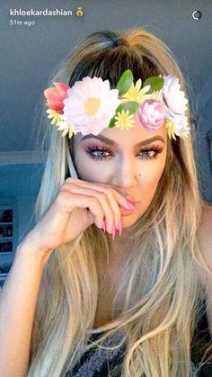 Khloe Kardashian is on Snapchat now and I'm so happy!!! #khlomoney!