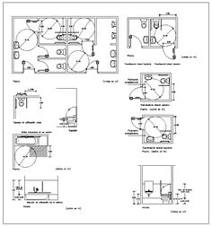 accessibility facilities drawings v3 - Bathroom Stall Dimensions