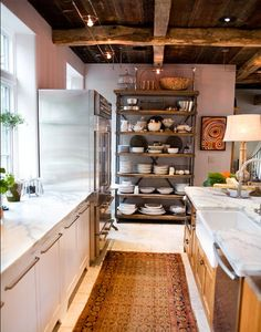 Gorgeous Bohemian Style Kitchens We Love | eatwell101.com