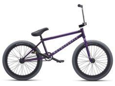 "wethepeople ""Zodiac"" 2017 BMX Bike - LHD | Freecoaster | Purple | kunstform BMX Shop & Mailorder - worldwide shipping"