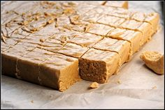 Pumpkin Pie Fudge… and I Thought Fudge Only Came From Chocolate