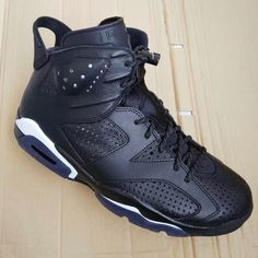"d0b03afe031 AIR JORDAN 6 ""BLACK CAT"" (ZIMA 2016) - DATA PREMIERY"