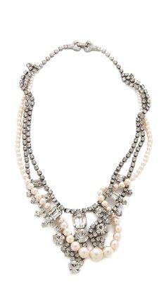 TOM BINNS Tangled Necklace