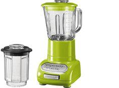 KitchenAid Artisan Apple Green Blender With Culinary Jar