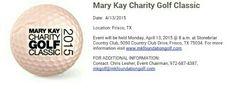 Mary Kay Charity Golf Classic