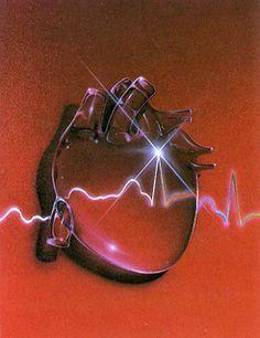 The Futuristic Age of Retro Sci-Fi Airbrush Art, Vaporwave, 1980s Art, 80s Aesthetic, Design Blog, Retro Art, Graphic Design Art, Art Inspo, Pop Art