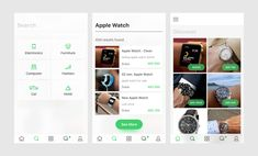 Shopping App - Free Sketch File More PSD: 72pxdesigns