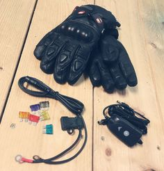 What comes with the Gerbing gloves? Our latest blog post explains