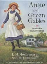 Anne of Green Gables - in every girl's library. I still re-read this series of books as an adult.