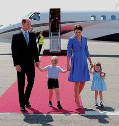 Charlotte Elizabeth Diana - thecambridgees:   The Duke and Duchess of...