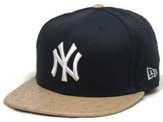 2fbd86837c Boné New Era 59FIFTY Strapback MLB New York Yankees Ostrich