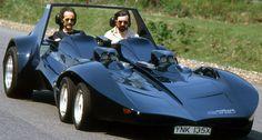 Wolfrace Sonic Concept (1981).