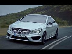 2013 New Mercedes CLA In Detail First Commercial New Coupe 2014 Carjam TV HD Car TV Show - YouTube