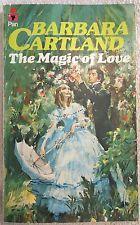 The Magic of Love ~ BARBARA CARTLAND ~ Vintage Romance