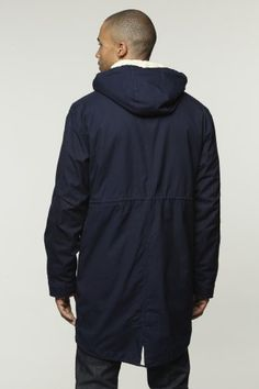 #Multifunctional - #Lacoste 3-in-1 Canvas #Parka