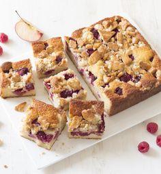 Krispie Treats, Cake Pommes, Biscuits, Cereal, Fruit, Breakfast, Vegan, Food, Products