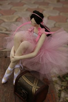 bailarina pink by gata arteira by cris, via Flickr