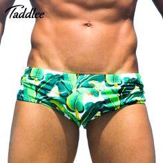 10a4cbef54754 Taddlee Brand Men Swimwear Swimsuits Brazilian Classi Cut Swim Briefs  Bikini Sexy Men's Swimming Surfing Board Low Waist Shorts-in Men's Briefs  from Sports ...