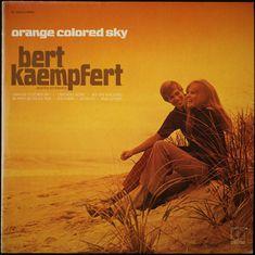 Bert Kaempfert and his Orchestra - Orange Colored Sky (1971)