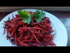 Салат из сырой свеклы – 8 рецептов приготовления полезных салатов