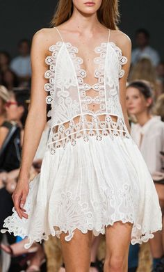 #street #fashion Chloe lace @wachabuy