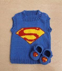 爸爸去哪儿 kimi同款超人毛衣图片