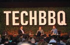 The Emerging Technologies at this years #TechBBQ.  A fascinating array of incredible entrepreneurs.