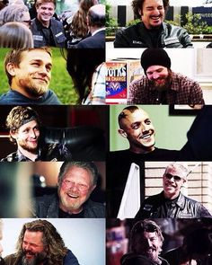 Miss all these guys! ks#sonsofanarchy #SONS #jacieboy #claymorrow #opiewinston #tiggy #half-sack #juiceortiz #piney #bobbymunson #chibs #charmingtown #california #soafamily #SAMCRO