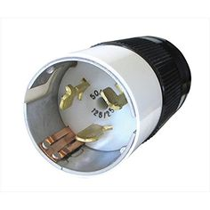 Voltec 1200242M 50 AMP Plug With Thermal Housing Case Of 10 RMG4H4E54 E4R46T32522523 >>> Click image to review more details.